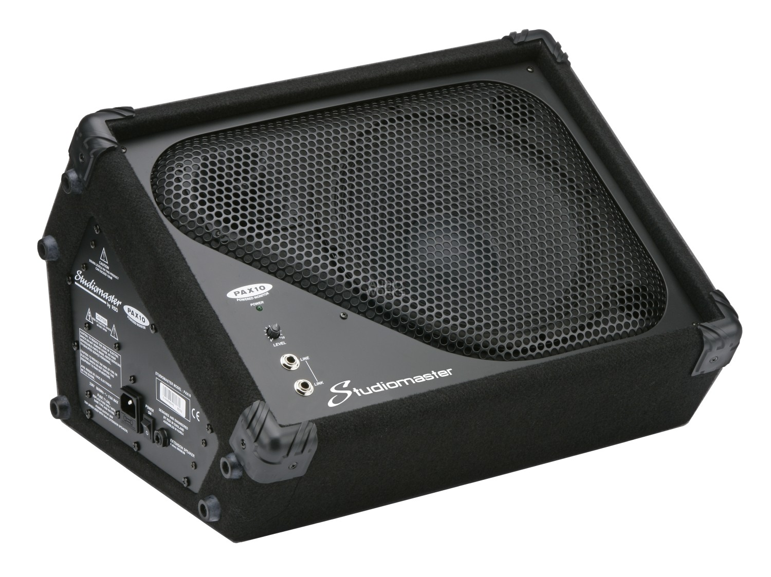 STUDIOMASTER PAX10 70W PROFESSIONAL ACTIVE STAGE MONITOR