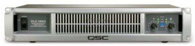 QSC PLX2 PLX1804 1800W PROFESSIONAL POWER AMPLIFIER