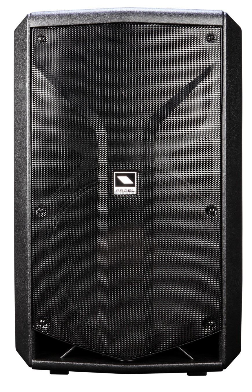 PROEL FLASH15HDA 600W PROFESSIONAL ACTIVE LOUDSPEAKER