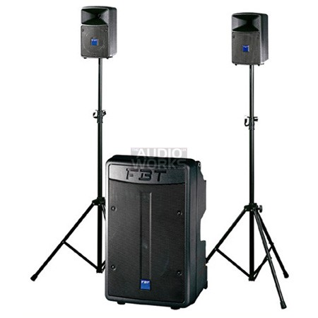 FBT AMICO 10USB 800W ULTRA PORTABLE ACTIVE PA SYSTEM