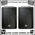 PAIR ELECTROVOICE ZX3 600W RMS PROFESSIONAL LOUDSPEAKERS