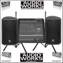 DYNACORD POWERMATE 1000 MK3 - ELECTROVOICE ZX5 PA PACK