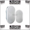 PAIR ELECTROVOICE EVID FM 4.2 FLUSH MOUNT 100W IN WALL SPEAKERS