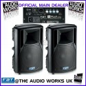 PAIR FBT HiMaxX60a 900W RMS PROFESSIONAL ACTIVE LOUDSPEAKERS