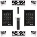 HK AUDIO SOUNDCADDY 600W PORTABLE ACTIVE PA SYSTEM WITH MIXER