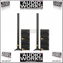 HK AUDIO ELEMENTS BAND / DJ FOUR ACTIVE PA PACKAGE