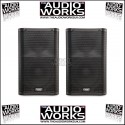 PAIR QSC K10 PROFESSIONAL 1000W ACTIVE LOUDSPEAKERS