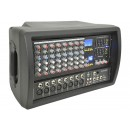 QTX PHX300 300w Professional Powered Mixer With DSP