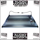 SOUNDCRAFT GB2 PROFESSIONAL 32 CHANNEL MIXING DESK