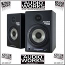 PAIR ALESIS M1 520 USB PROFESSIONAL ACTIVE MONITORS