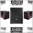 RCF ART 905AS 1000W PROFESSIONAL ACTIVE SUBWOOFER