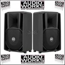 PAIR RCF ART 408-A MK2 400W PROFESSIONAL ACTIVE LOUDSPEAKERS
