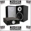 CITRONIC HS80USB 160W DJ MONITOR SYSTEM WITH USB MP3 PLAYER