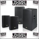 DYNACORD D-LITE activefour 1600W PROFESSIONAL ACTIVE PA SYSTEM