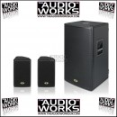 DYNACORD D-LITE activeone 1200W PROFESSIONAL ACTIVE PA SYSTEM