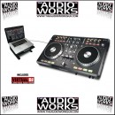 NUMARK MIXTRACK PRO DJ SOFTWARE CONTROLLER WITH SOUNDCARD