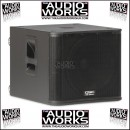 QSC KW181 ACTIVE 1000W PROFESSIONAL ACTIVE BASS SUBWOOFER