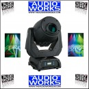 SHOWTEC INDIGO 5500 70W LED TWIN GOBO PROFESSIONAL MOVING HEAD